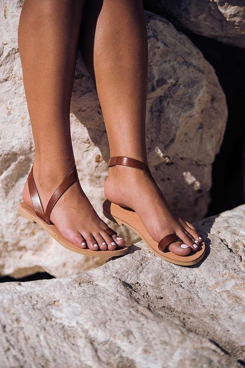 Женские сандалии | Ручная работа | Греция