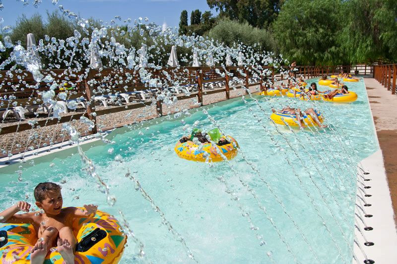 как провести время на Сицилии, отдых на Сицилии, лучшие аквапарки ,