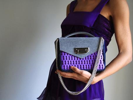 Женская сумочка ручной работы итальянского мастера. Шарм и стиль