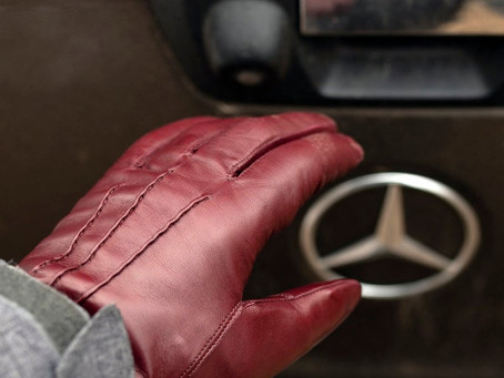 Зимние кожаные мужские перчатки, которые будут вас согревать в холодную погоду