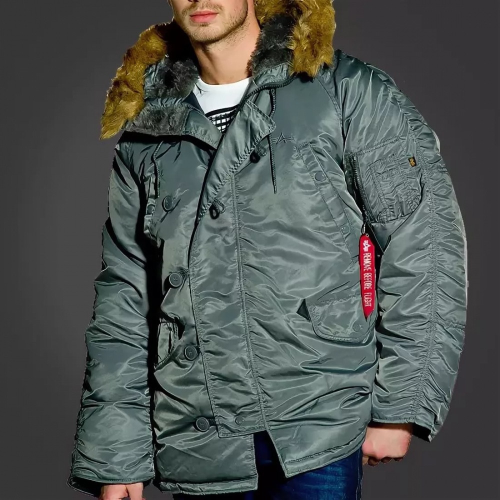 Winter jackets, Alaska, men's jackets, OvLGroup,