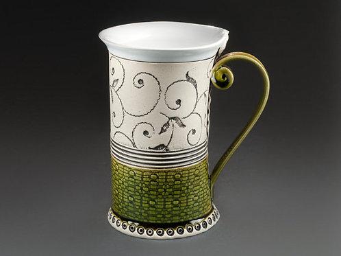 Ceramic mug. Handicraft.Bulgaria, кружка керамические , кружка ручной работы,