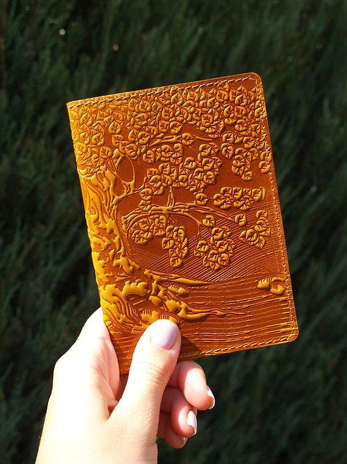 Обложка на паспорт. Ручная работа . Украина.