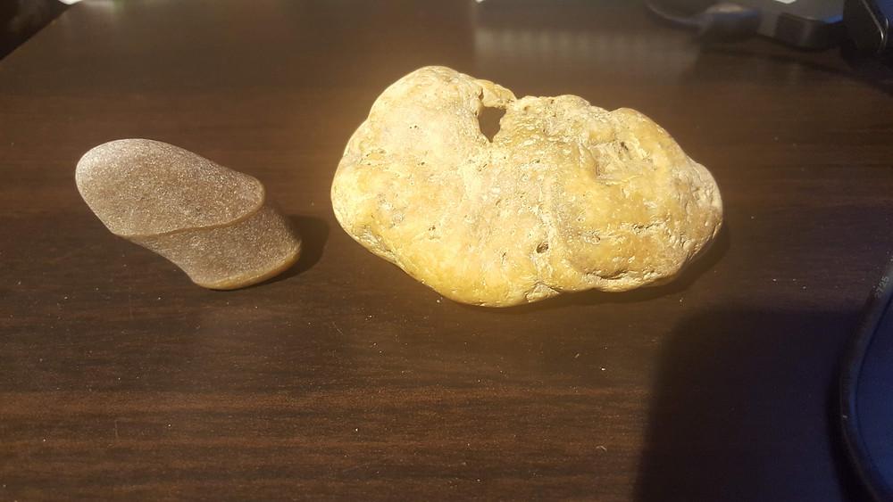 куриный бог, камень с дыркой,OvLGroup,