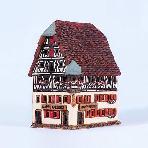 свечной домик,OvLGroup,керамический домик, купить керамический домик,