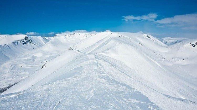 Murmansk, Khibiny, Kirovsk, recreación, esquí, OvLGroup,