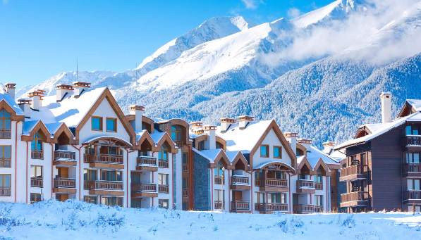 skiing, skiing, snow, winter, resorts in Bulgaria, OvLGroup,