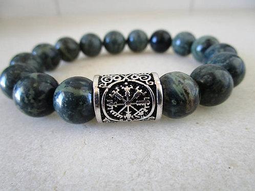 OvLGroup, браслет,купить браслет , браслет из камня, браслет ручной работы, скандинавский браслет ,