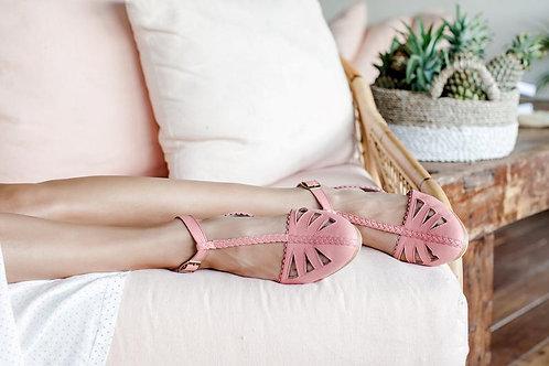 мягкие женские туфли, туфли для девушки, авторская обувь, купить онлайн, агентство OvLGroup,