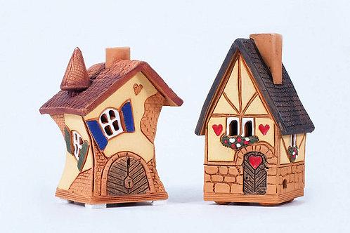 керамических домик , домик светильник, OvLGroup, купить подарок,