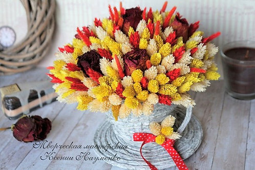 мастер Ксения Науменко, эко-композиция ,топиарий, сувениры, цветы своими руками,
