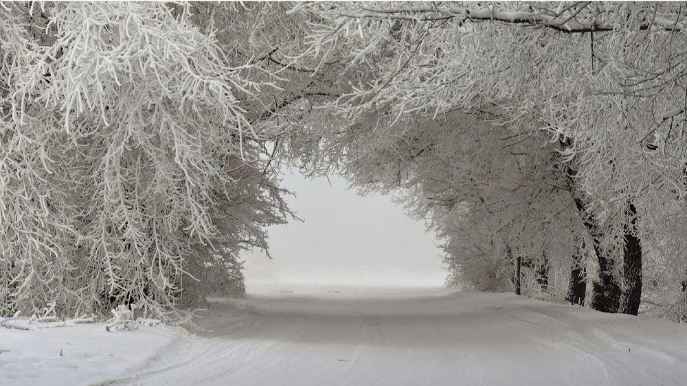 снежная дорога,OvLGroup,