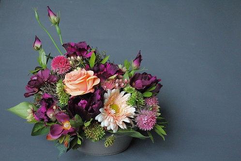 цветочная композиция,ручная работа, купить цветы,