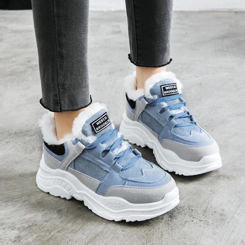 купить кроссовки зимние ручной работы, стильные кроссовки для девушек, голубые кроссовки