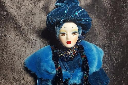 Кукла ручной работы, подарок кукла ручной работы, немецкая кукла ручной работы,интернет магазин OvLGroup, лучший подарок ,
