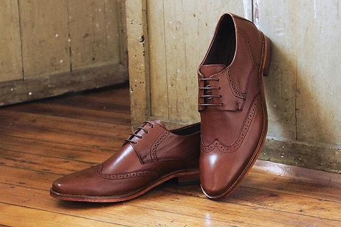 Мужские ботинки ручной работы | Эквадор
