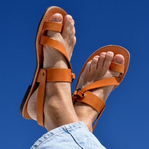 Стильные сандалии, агентство OvLGroup, купить авторские сандалии, греческие сандалии от мастеров из Греции, купить авторскую
