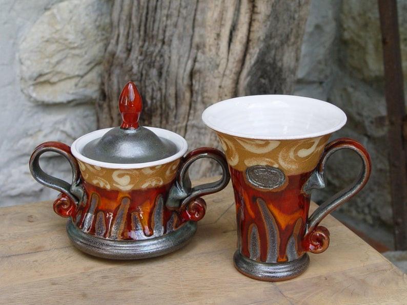 кружка, чашка, ручная работа, посуда, для дома, для чая, OvLGroup,