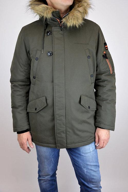 Зимняя мужская куртка  | Ручная работа | Литва
