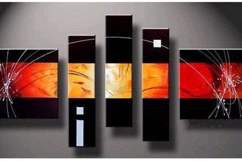 модульная картина,OvLGroup, картина на подрамнике, картина маслом,