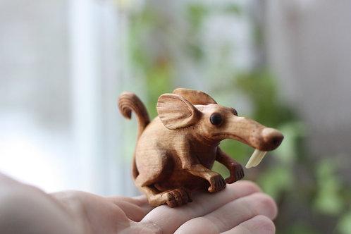Фигурка из дерева | Ручная работа | Россия