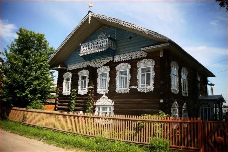 дома в русских селениях,дома в России,OvLGroup,