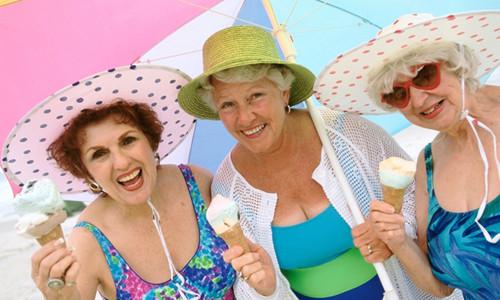 как хорошо отдохнуть , агентство OvLGroup, бабушки на отдыхе, курорты для пенсионеров ,