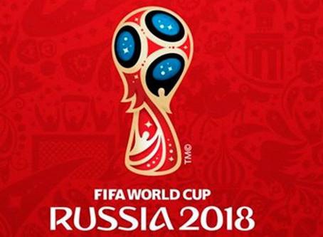 Чемпионат мира по футболу 2018 . Праздник для всех.
