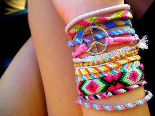 Hippie bracelets, necklaces, bracelet with jade, OvLGroup Online Store,