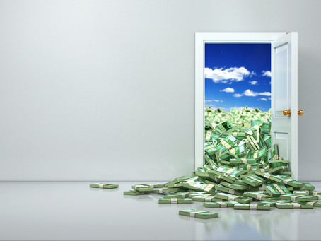 Шепоток, который закрывает дверь от бедности, и открывает дверь к богатству