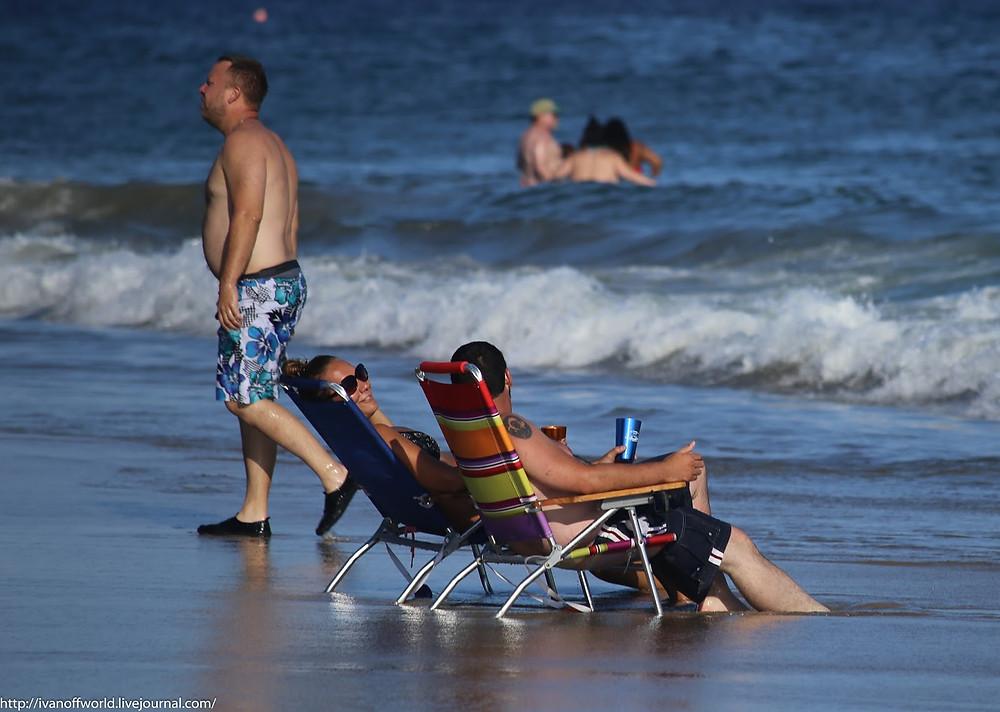 ОТдых на пляже,OvLGroup,