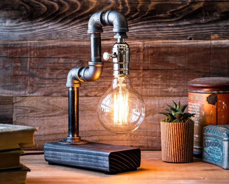 настольная лампа, освещение в доме, дизайн, OvLGroup