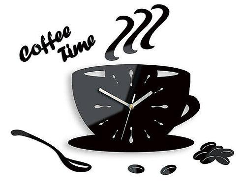 часы настенные, часы кофе, купить настенные часы, красивые часы