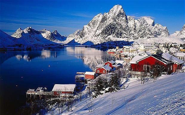 Норвегия , отдых в норвегии,OvLGroup,