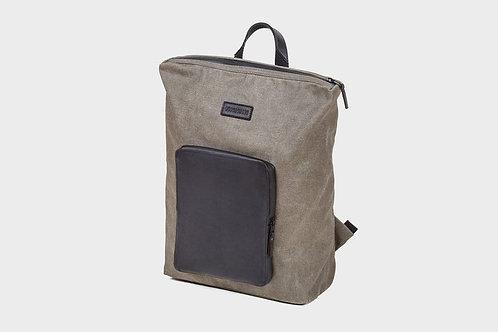 Водонепроницаемый рюкзак для ноутбука   Ручная работа   Украина