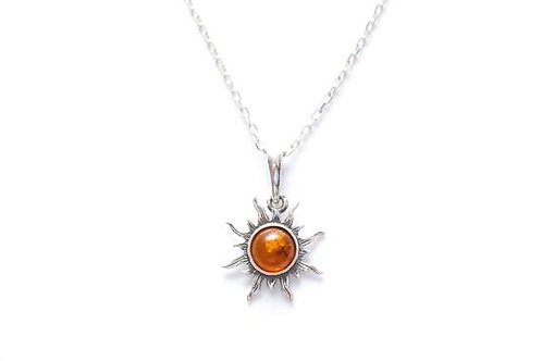 подарок для девушки, подарок для женщины, красивый кулон, подвеска солнце,OvLgroup,