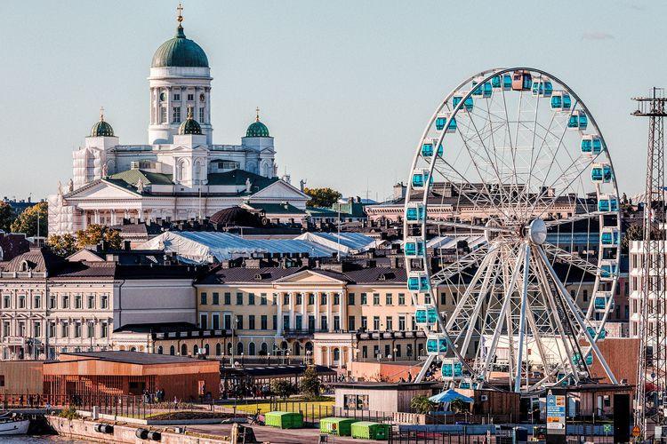что посмотреть в Финляндии, красивый северный город,агенство OvLGroup,