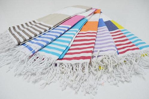 Пляжное полотенце из натурального хлопка | Ручная работа | Турция