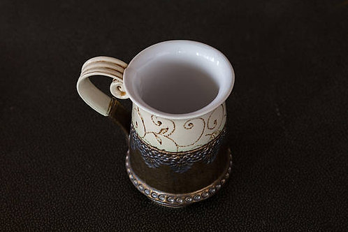 Mug, ceramics. Hand work. Bulgaria.Кружка керамика,кружка в подарок, ручная работа,