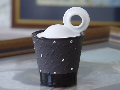 Уникальная керамическая сахарница | Ручная работа | Болгария