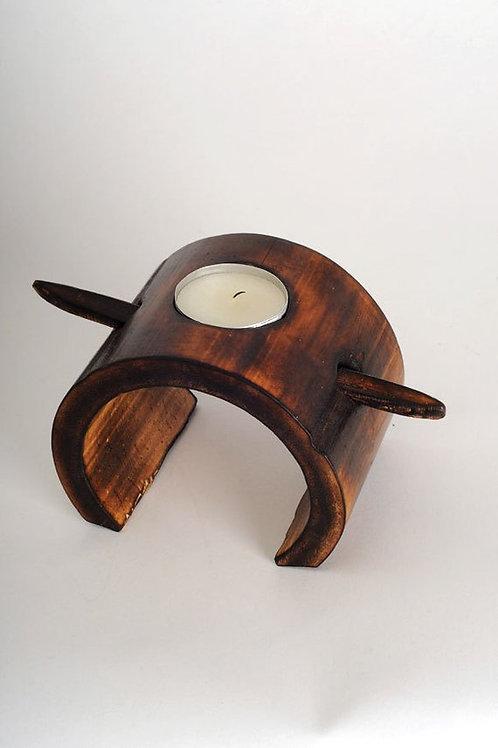 Держатель для свечи ,купить подсвечник ручной работы, OvLGroup, подарок ручной работы,