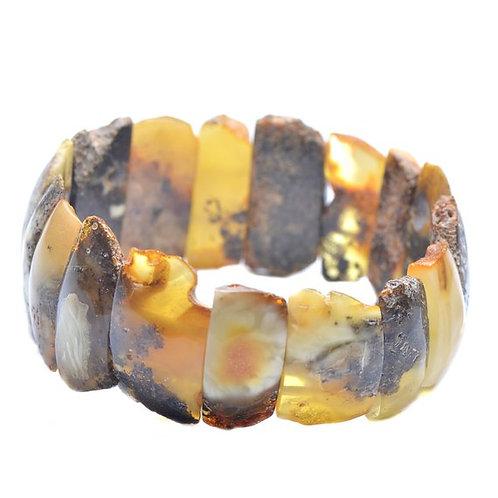 OvLGroup,Amber,янтарь, винтажный браслет, браслет из янтаря , стильный браслет , эксклюзивный браслет, авторский браслет,