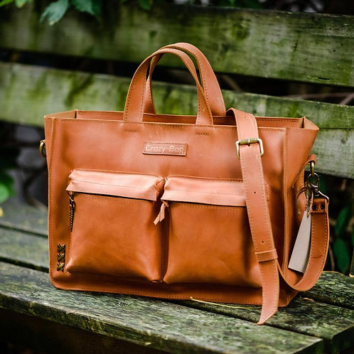 сумка из натуральной кожи ручной работы, купить авторскую сумку ,агентство OvLGroup,