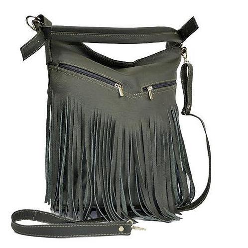 купить сумку ручной работы, стильная сумка из кожи,hobo,OvLGroup,