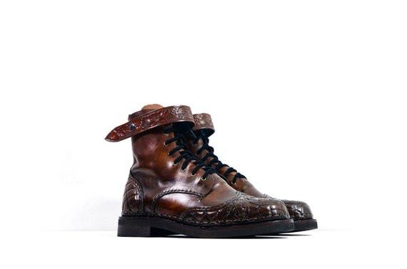 авторская обувь на заказ, обувь ручной работы мастера заказать, агентство OvLGroup,