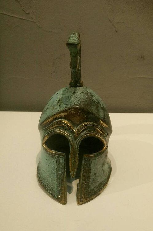 бронзовый шлем спартанца ручной работы мастеров из Греции,OvLGroup,