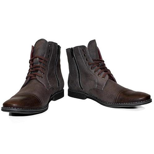 Мужские ботинки | Ручная работа | Польша