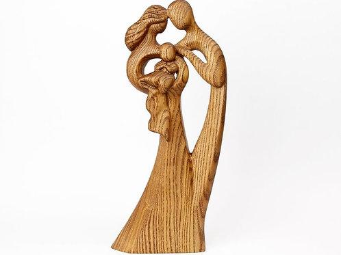 скульптура, купить скульптуру ручной работы,агентство OvLGroup,