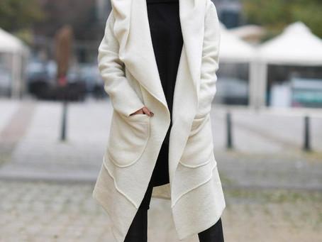 Las novedades de este otoño en ropa de autor especialmente para mujeres...