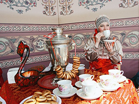 Interesting facts and references to the first Russian samovar